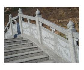 桥栏杆石护栏